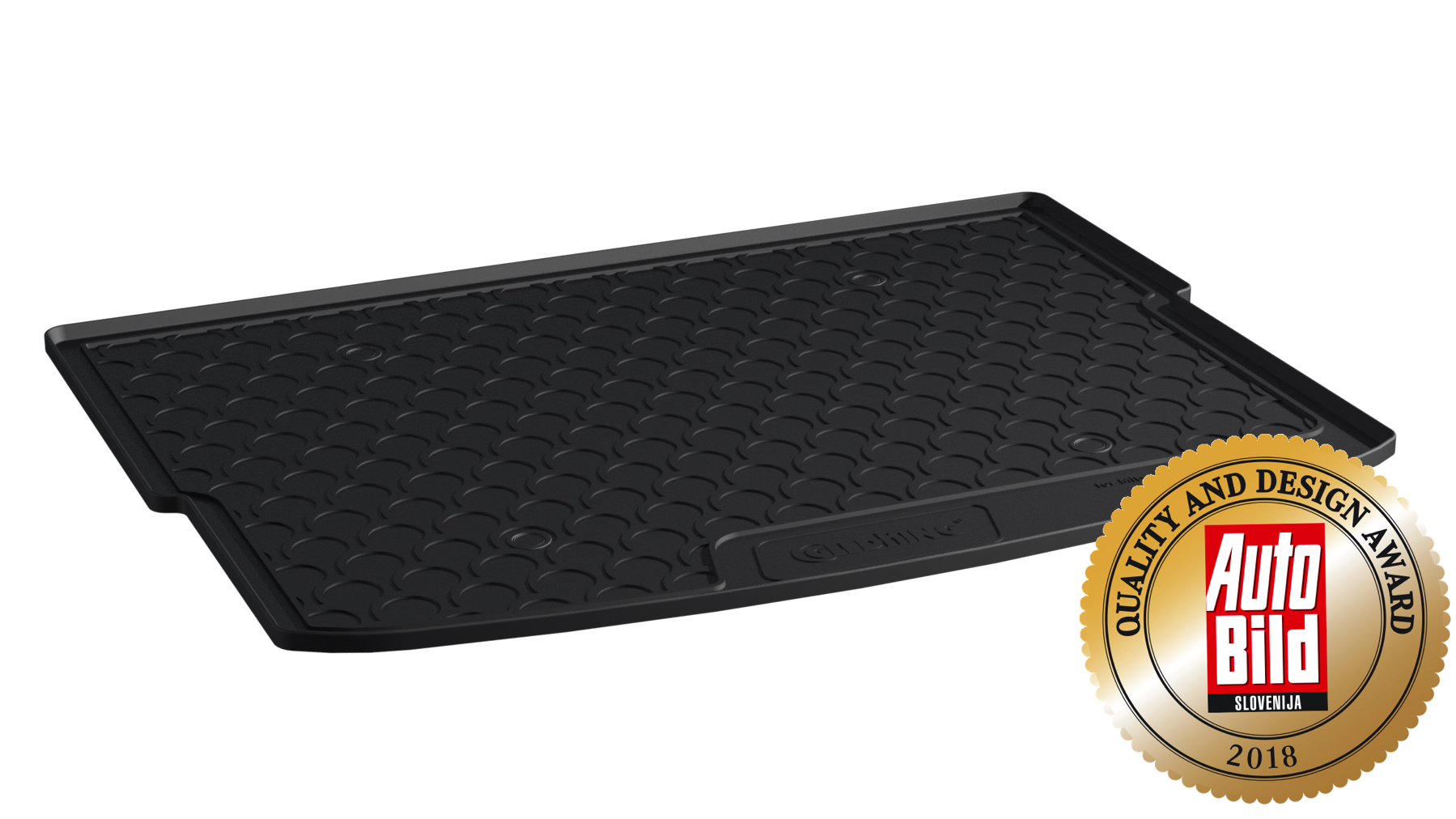 design gummi kofferraumwanne kofferraummatte skoda kodiaq. Black Bedroom Furniture Sets. Home Design Ideas